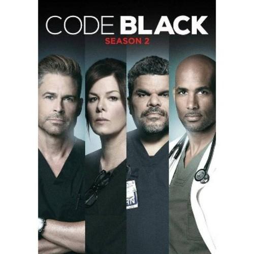 Code Black: Season 2 [DVD]
