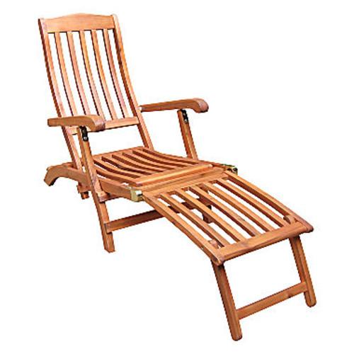International Concepts Steamer Conversational Chair