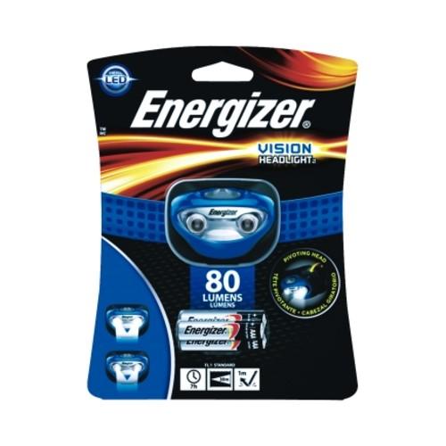 Energizer Vision 100 lumens Headlight LED AAA Blue(HDA32E)