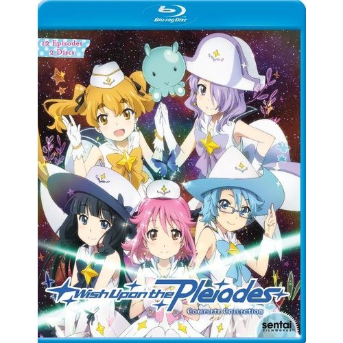 Wish Upon the Pleiades: The Complete Collection [Blu-ray] [2 Discs]