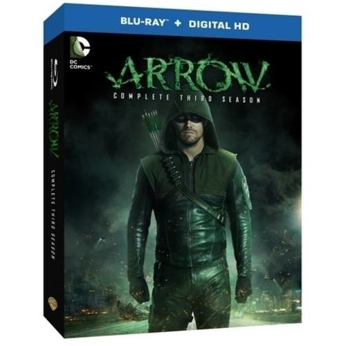 Arrow: The Complete Third Season [Includes Digital Copy] [UltraViolet] [Blu-ray]