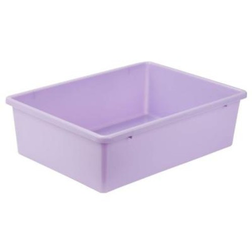 Honey-Can-Do 16.5-Qt. Storage Bin in Purple