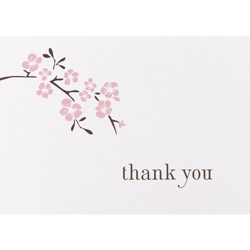 Hortense B. Hewitt 77311 Cherry Blossom Thank You Cards