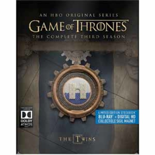 Game Of Thrones: The Complete Third Season [Blu-Ray] [Digital HD]