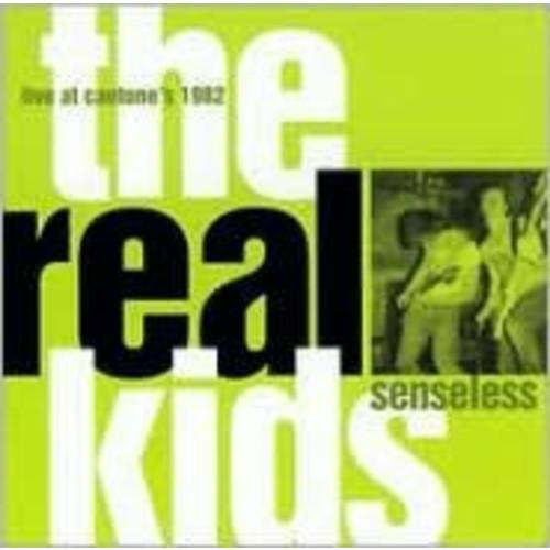 Senseless: Live at Cantone's, 1982