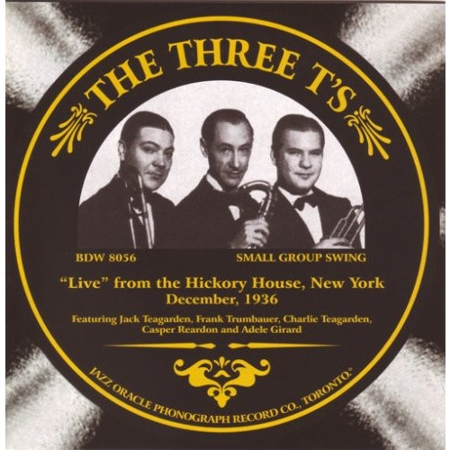 Live from the Hickory House, New York [CD]