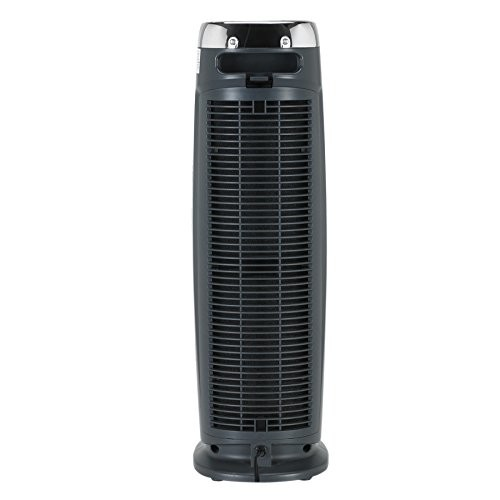 GermGuardian AC4850PT 3-in-1 Digital Air Cleaning System with PetPure Filter Treatment, UV-C and Odor Reduction, 22-Inch