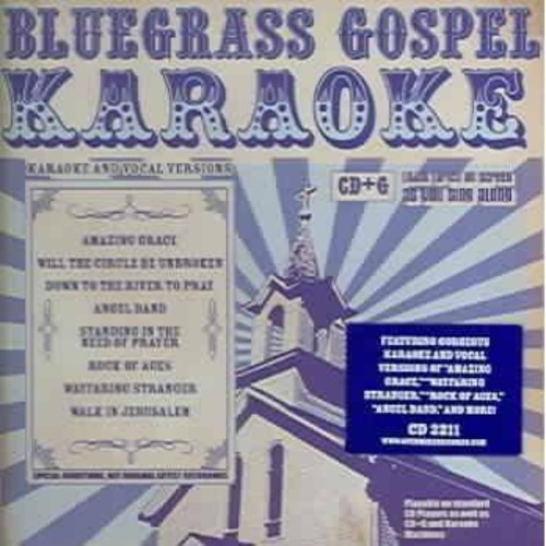 Bluegrass Gospel Karaoke [CD]
