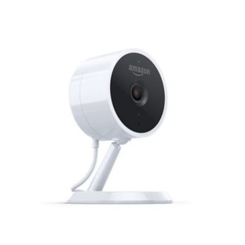 Amazon Cloud Cam Indoor Security Camera in White
