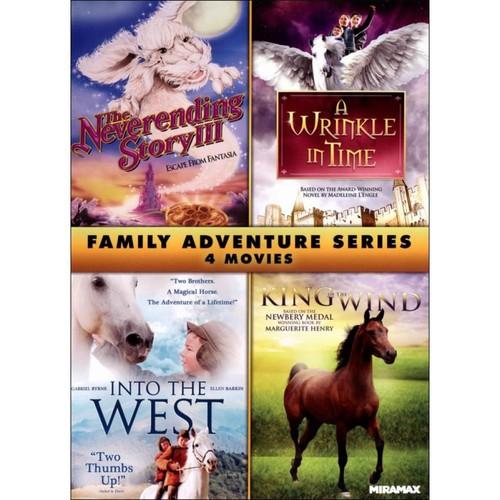 Family Adventure Series: 4 Movies [DVD]
