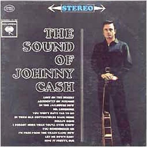 The Sound of Johnny Cash [LP] - VINYL