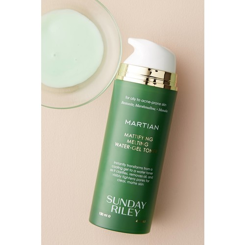 Sunday Riley Martian Mattifying Melting Water-Gel Toner [REGULAR]