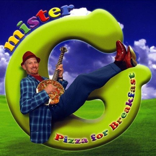 Pizza For Breakfast [CD]