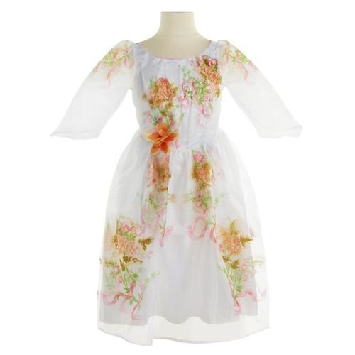 Disney Beauty and the Beast Belle's Celebration Dress - Child Size 4-6X