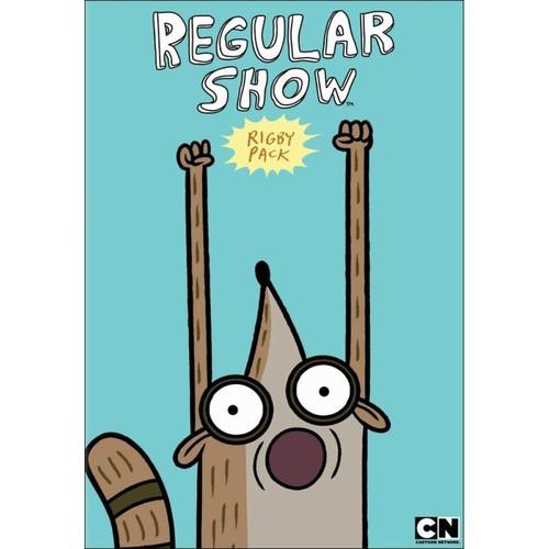 Regular Show: Rigby Pack [DVD]
