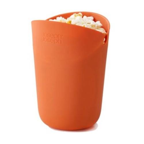 Joseph Joseph M-Cuisine Portion Popcorn Maker Set in Orange/Grey