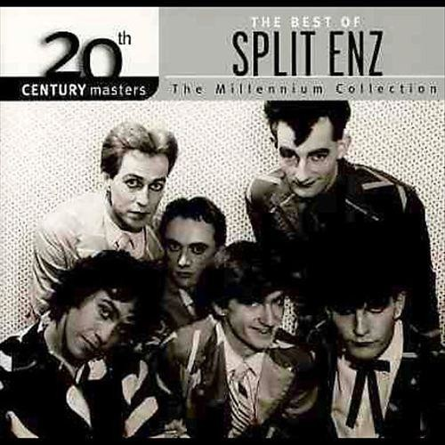 History Never Repeats: The Best of Split Enz [CD]