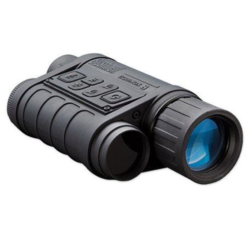 Bushnell 4.5x40 Equinox Digital Night Vision Monocular with IR Illum., Black 260140
