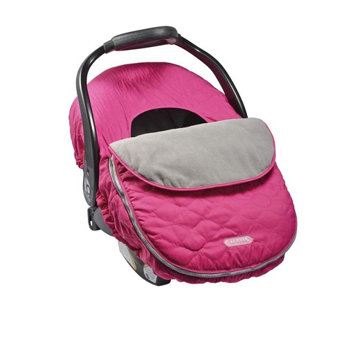 JJ Cole Car Seat Cover - Sassy Pink
