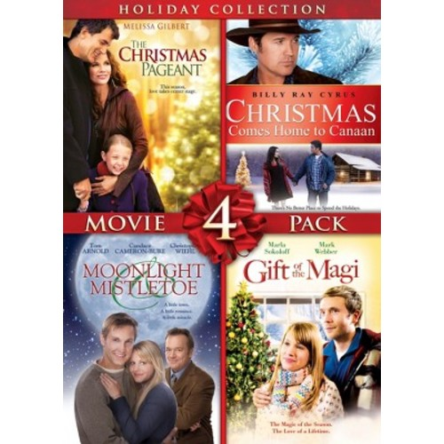 Holiday Collection: Movie 4 Pack [2 Discs]