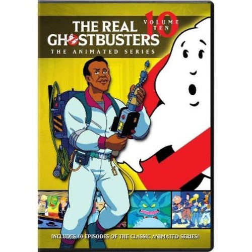 Real ghostbusters vol 10 (DVD)
