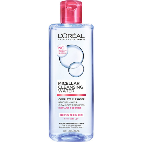 Micellar Cleansing Water Complete Cleanser Normal/Dry Skin