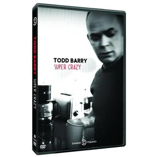 Todd Barry: Super Crazy [DVD] [2012]