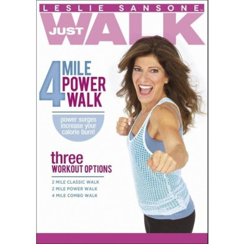 Leslie Sansone: 4 Mile Power Walk (2012)