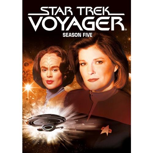Star Trek: Voyager - Season Five [7 Discs] [DVD]