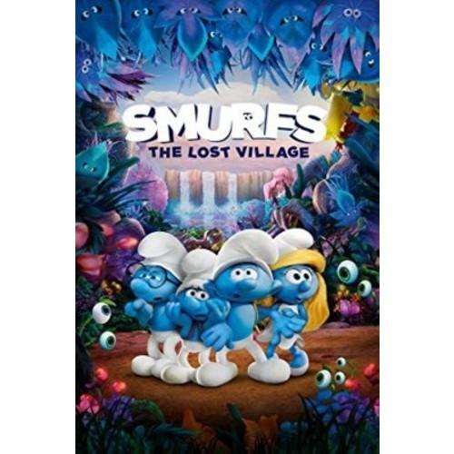 Smurfs: The Lost Village [DVD]