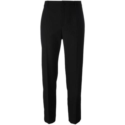 LANVIN Appliqué Stripe Tailored Trousers