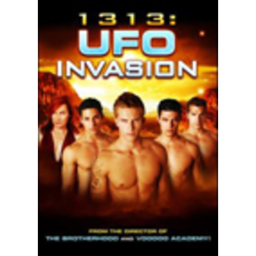 1313: UFO Invasion [DVD] [2011]