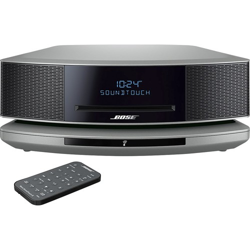 Bose - Wave SoundTouch Music System IV - Silver