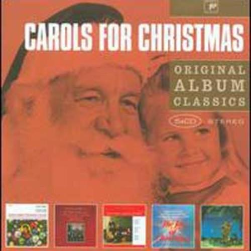 Carols for Christmas: Original Album Classics [Masterworks] By Various Artists (Audio CD)
