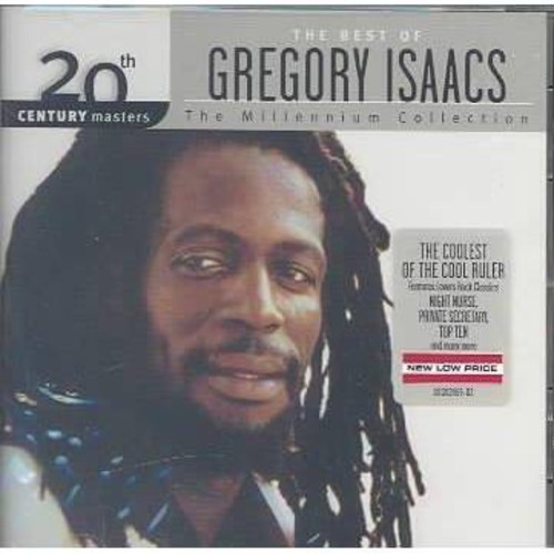 Gregory Isaacs - 20th Century Masters- The Millennium Collection: The Best of Gregory Isaacs