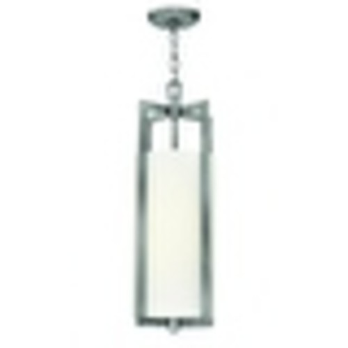 Hinkley Lighting 3217-GU24 1 Light Title 24 Fluorescent Mini Pendant from the Hampton Collection