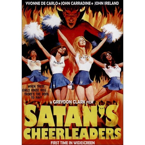Satan's Cheerleaders [DVD] [1977]