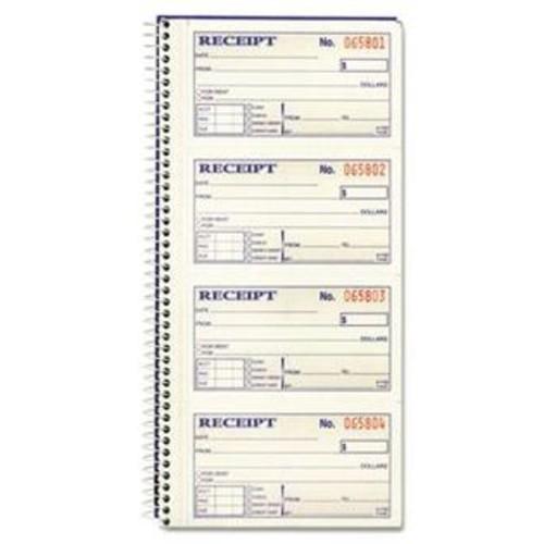Adams Business Forms Adams 2-Part Receipt Book