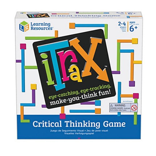 Learning Resources iTrax Critical Thinking Game, 8