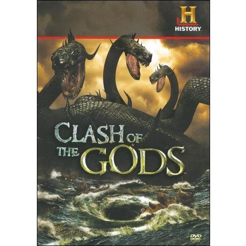 Clash of the Gods: The Complete Season 1 [3 Discs] [DVD]