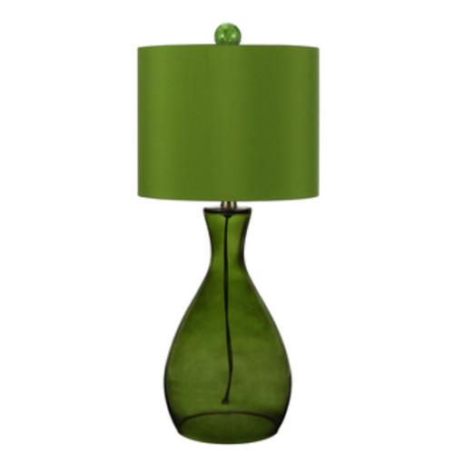 angelo:HOME Green Mercer Table Lamp