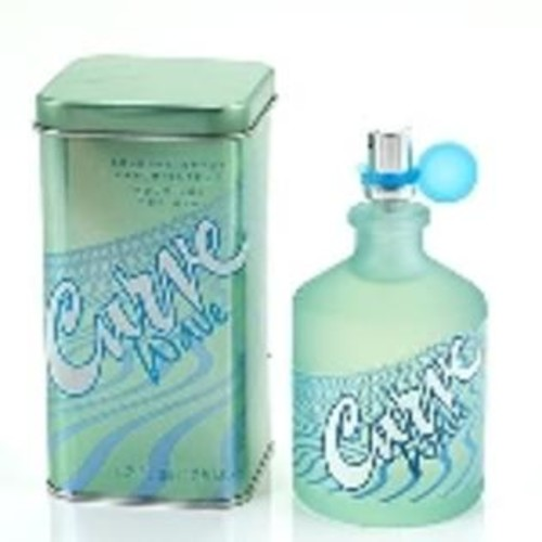 Liz Claiborne Curve Wave Perfume by Liz Claiborne for Men Cologne Spray 4.2 oz