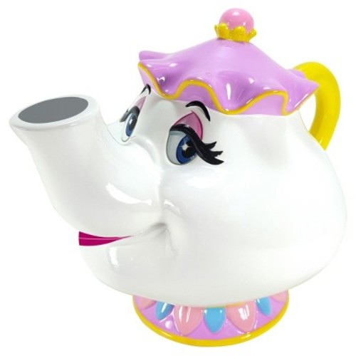 Beauty and the Beast Mrs. Potts Decorative Coin Bank