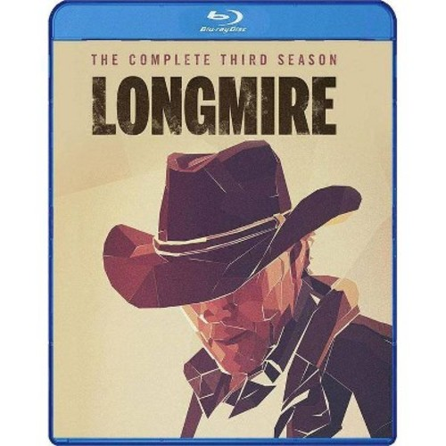 Longmire: The Complete Third Season [3 Discs] [Blu-ray]