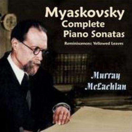 Myaskovsky: Complete Piano Sonatas