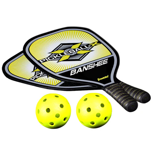 Franklin Sports Pro Paddle & Ball Set