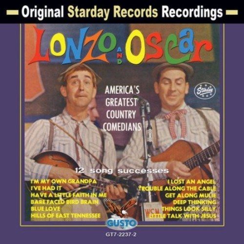 America's Greatest Country Comedians [CD]