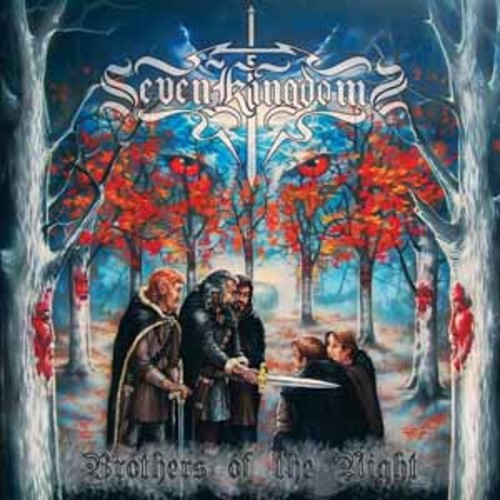Seven Kingdoms - Brothers Of The Night [Audio CD]