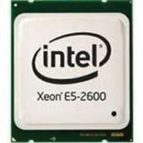 Intel Xeon E5-2667 Server Processor, 2.9 GHz, Hexa Core, 15MB