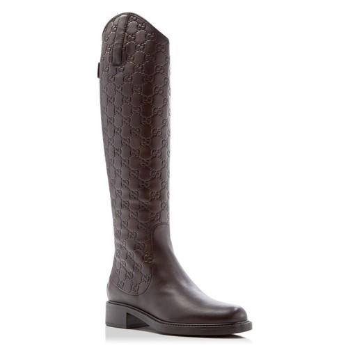 GUCCI Maud Tall Flat Boots